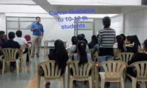 career guidance to 10th -12th students